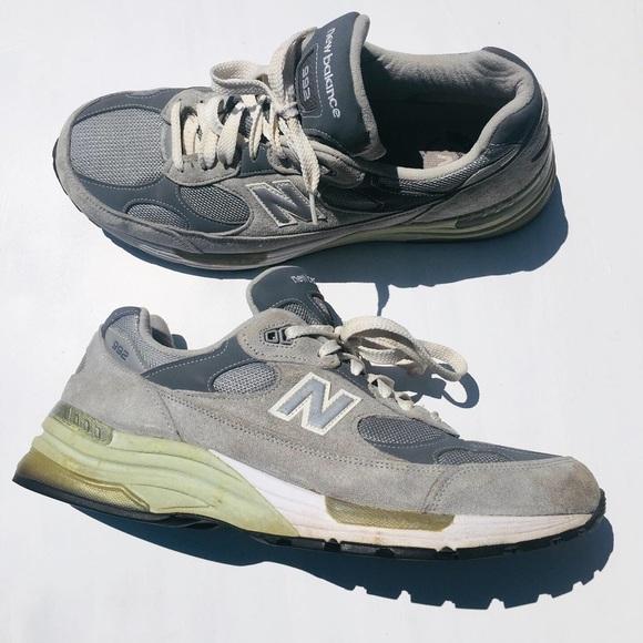 New Balance 992 | Men's | Grey
